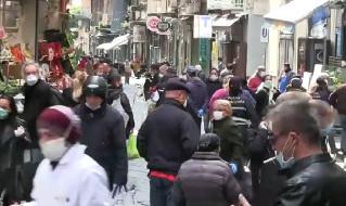 Coronavirus, treni Milano-Napoli sold out