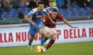 Jordan Veretout, centrocampista francese della Roma