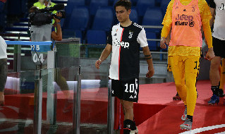 Dybala Juventus Napoli