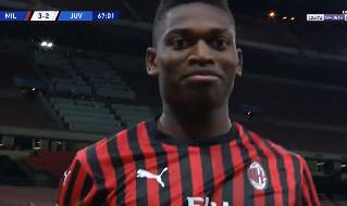Milan-Juventus 3-2 rimonta