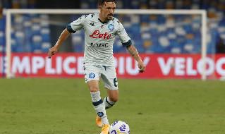 Allenamento SSC Napoli, Mario Rui