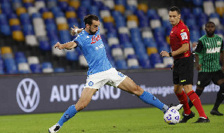 Fabián Ruiz, centrocampista del Napoli