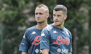 Demme e Lobotka, Napoli calcio