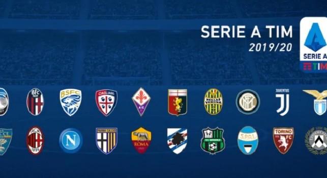 Calendario Serie A 2019 2020 Tutte Le Partite E Le Date
